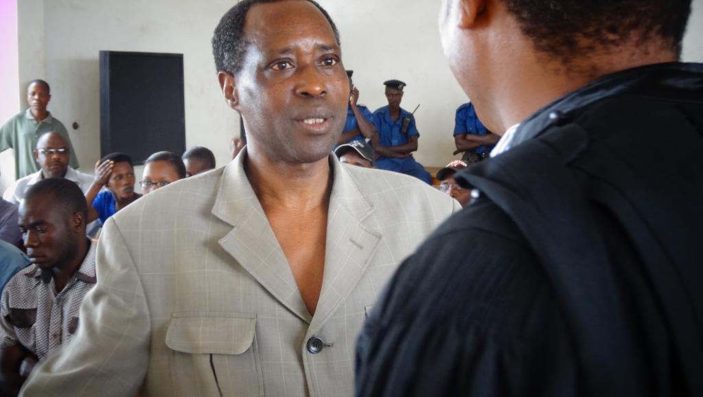 Léonce Ngendakumana, le chef du parti Frodebu, est condamné à un an de prison par la justice burundaise