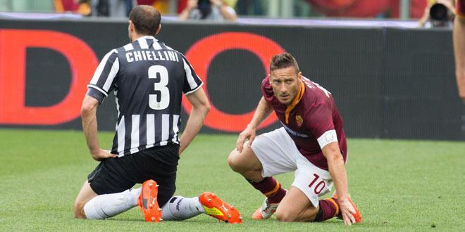 Italie - Juventus-Roma, le choc au sommet de la Série A
