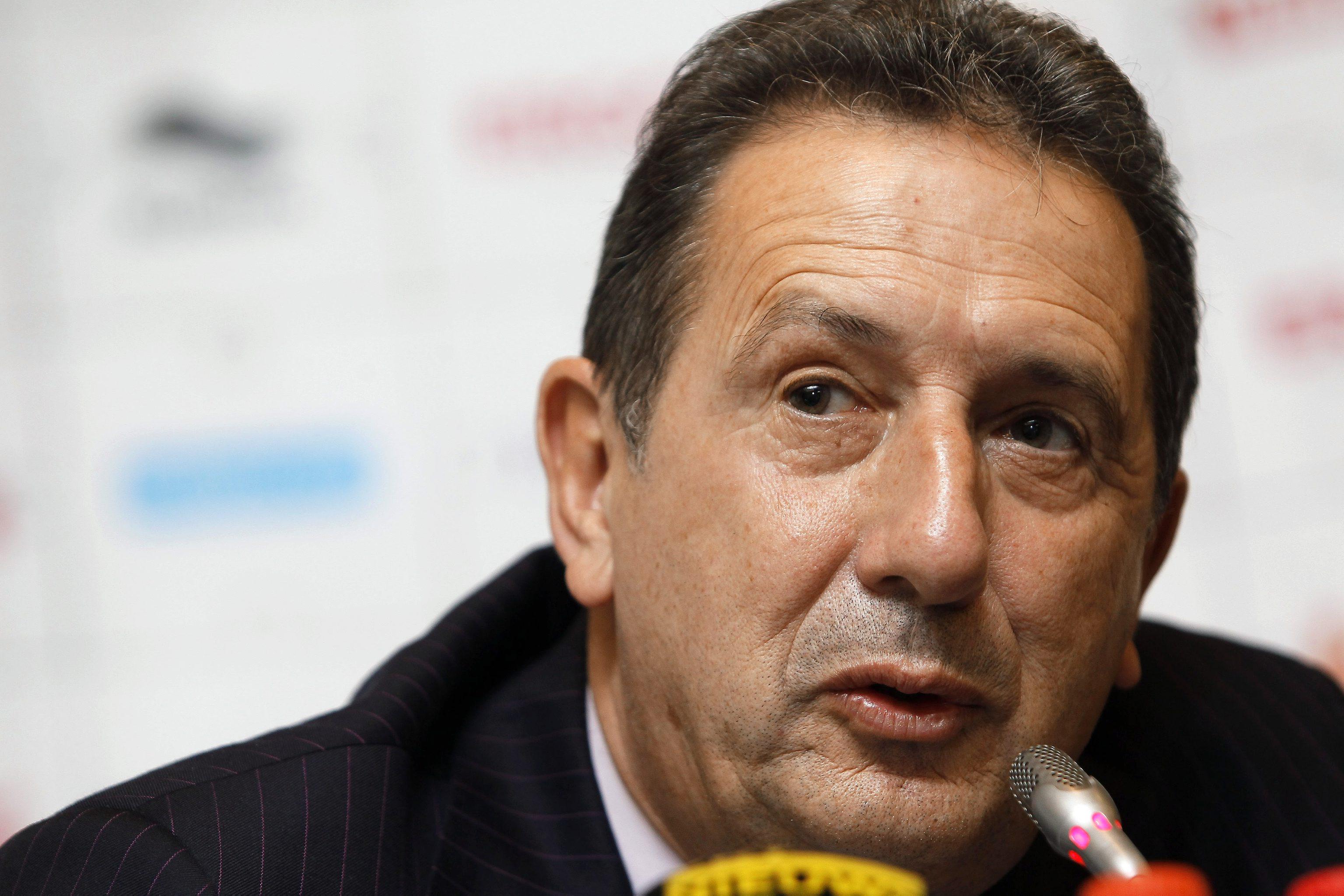 Georges Leekens- Entraîneur de la Tunisie : «Le Sénégal est favori du groupe G»