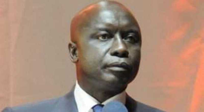 Idrissa Seck, victime d'une entorse: Idy justifie-t-il son absence à la prière de Moussanté