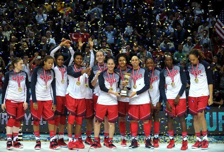 Basket- Coupe du Monde Dames: Les Américaines décrochent leur 9e titre mondial