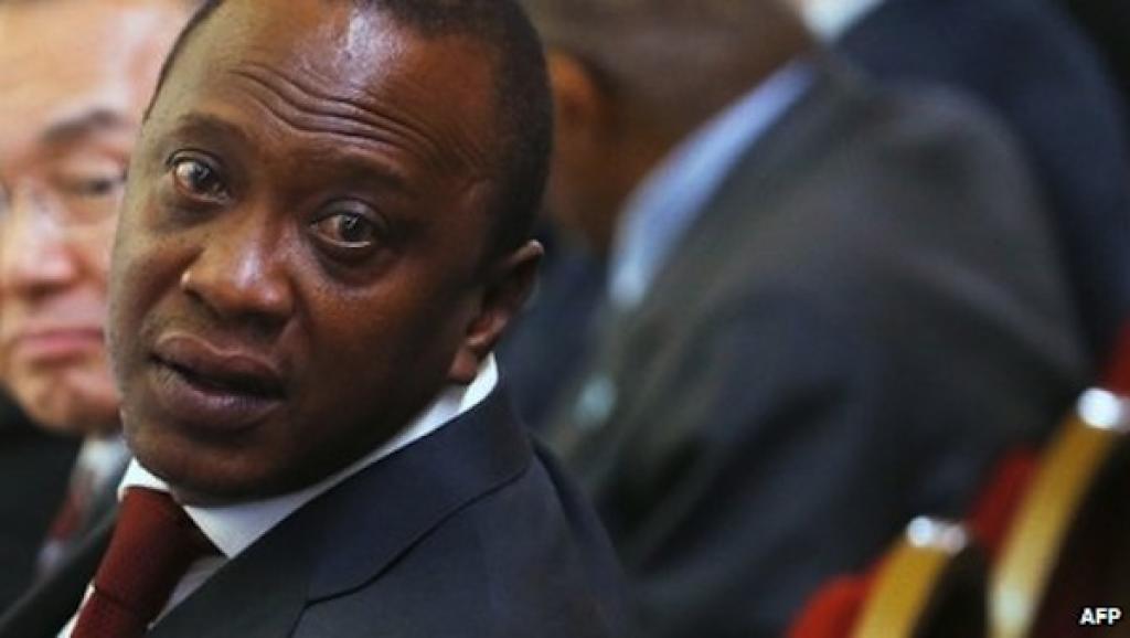 Kenya: le président Uhuru Kenyatta devant la CPI à La Haye