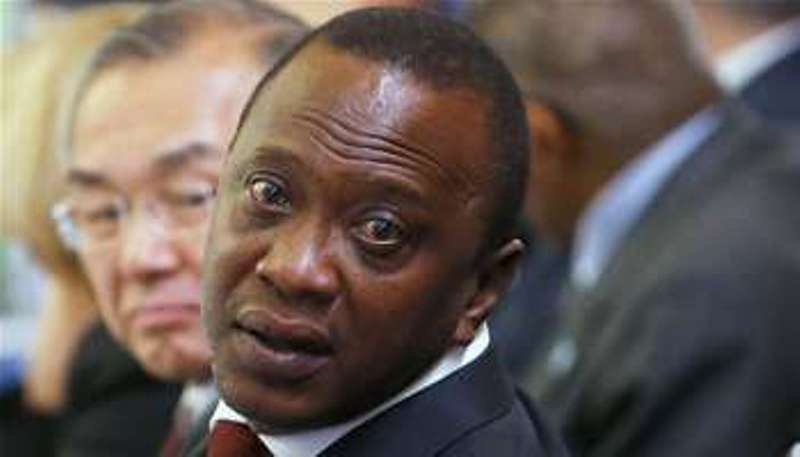 Kenya: Kenyatta, premier chef d'Etat devant la justice internationale