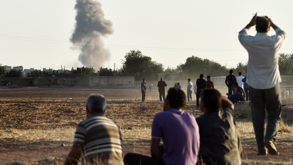 Syrie: Kobane, une résistance désespérée