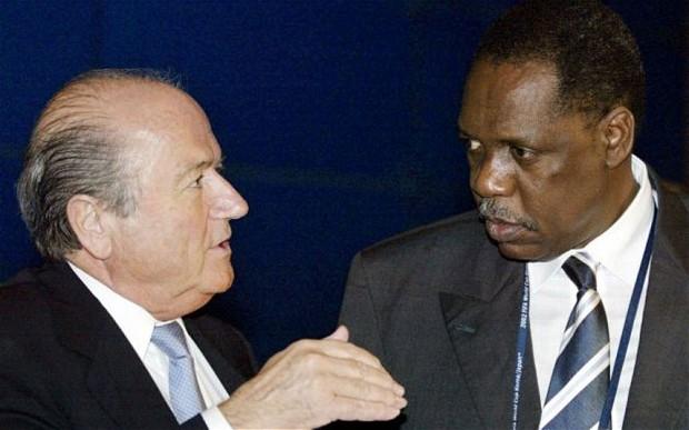 FIFA : Issa Hayatou N°2, derrière Sepp Blatter