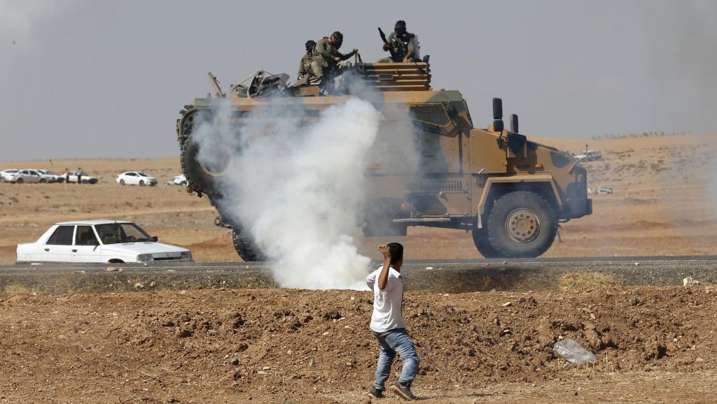 «L'attitude de la Turquie à ses frontières est incompréhensible»