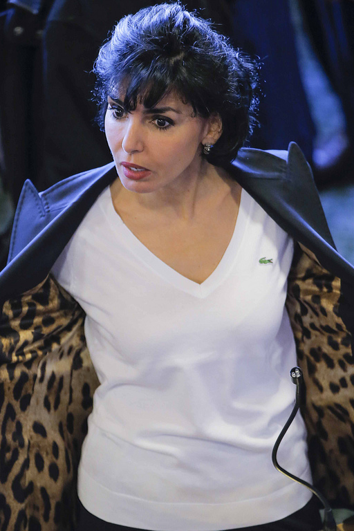 Rachida Dati punie ? L'UMP lui coupe les vivres