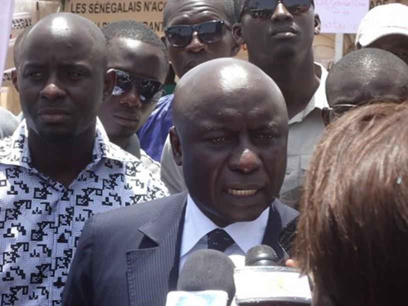 "Idrissa Seck chez Thierno Bocoum: ""Seul Dieu peut te consoler"""