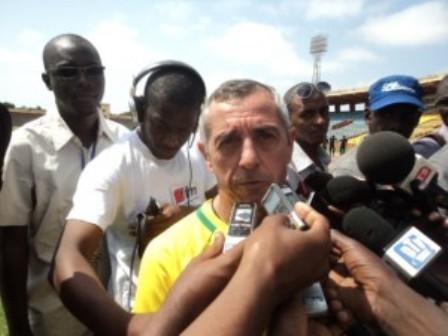 Sénégal-Tunisie- Alain Giresse : «La Tunisie a eu le résultat qu'elle était venue chercher»