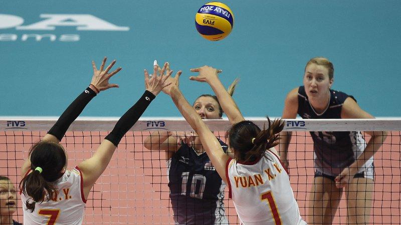 Mondial Volley-ball-Dames : Les Etats-Unis sacrés pour la première fois