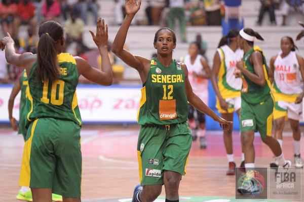 Basket-Classement- FIBA : 24e nation mondiale, les «lionnes» chutent de 4 rangs