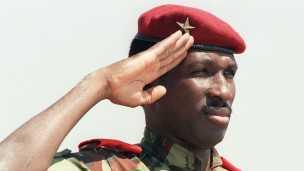 27e anniversaire de la mort de Thomas Sankara