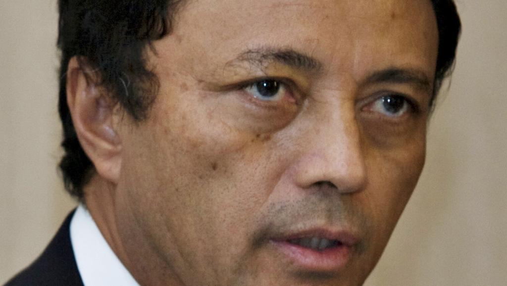L'ancien président malgache Marc Ravalomanana. Reuters / Finbarr O'Reilly