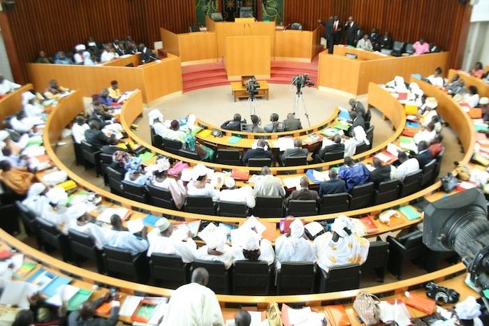 Bureau de l'Assemblée nationale: listes des présidents de commissions