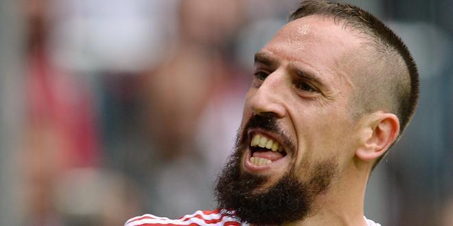 Allemagne - Le Bayern Munich fête le retour de Ribéry en atomisant le Werder Brême