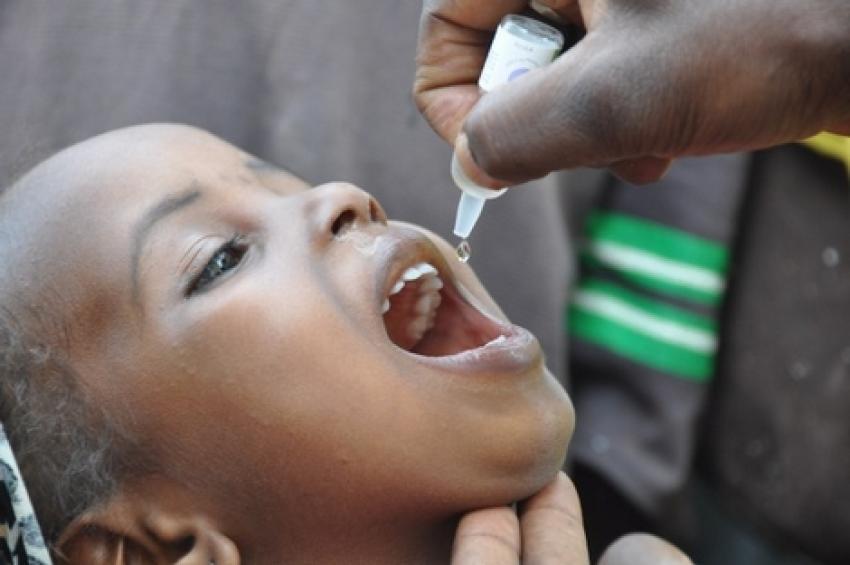 Journée mondiale contre la polio : 44,7 millions de dollars de le Rotary pour l'éradication en Afrique, en Asie et au Proche-Orient