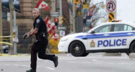 Fusillade mortelle à Ottawa: «Le Canada ne sera jamais intimidé»