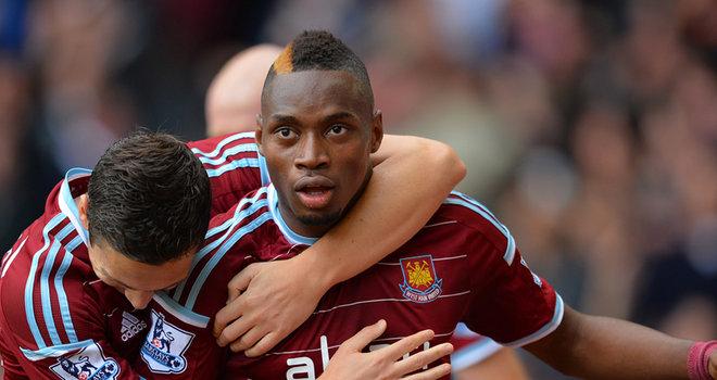 West Ham- Man City (2-1) : Et de 6 pour Diafra Sakho