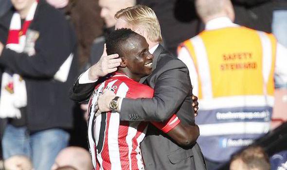 Southampton- Stoke City (1-0) : Sadio Mané récidive