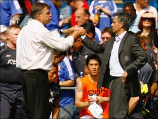 Premier League : Le texto de Mourinho a Allardyce