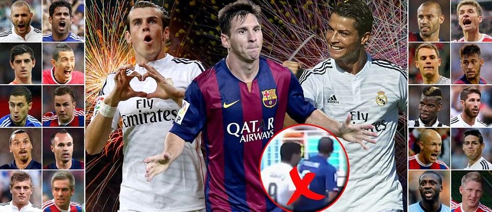 Ballon d'Or 2014 : Un seul africain dans la liste des 23 joueurs nominés