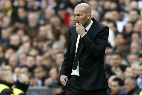 Real Madrid : Zidane écope de 3 mois de suspension