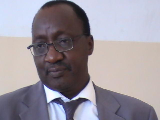 Mamadou DIA, Chef de la Division des Sciences humaines et sociales à la Commission nationale pour l'UNESCO/PHO/Ibrahima Mansaly