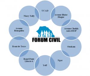 Sales moments du forum civil : Il réclame l'identité des malfaiteurs du double cambriolage