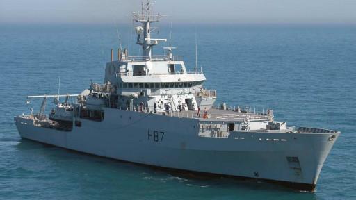 Un navire médicalisé est arrivé en Sierra Leone pour venir en aide contre Ebola.
