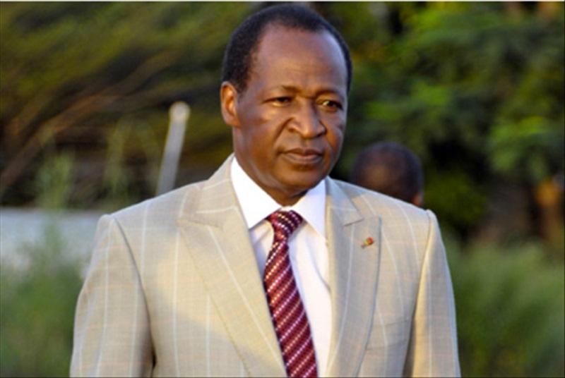 Blaise Compaoré annoncé en Côte d'Ivoire, pays d'origine de son épouse, Chantal