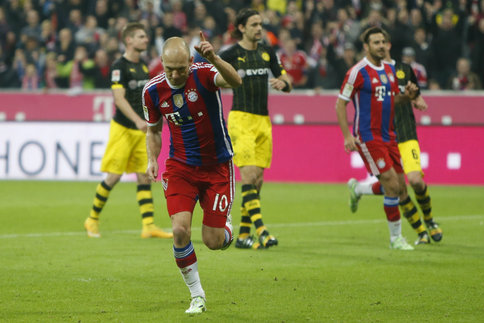 Bundesliga- 10e Journée : Le Bayern enfonce Dortmund