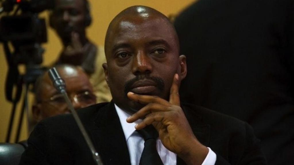 Le président congolais Joseph Kabila. Reuters