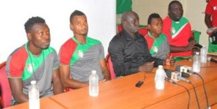 Présentation de ses recrues Béninoise, Camerounaise et Nigériane : Pikine affiche ses ambitions africaines