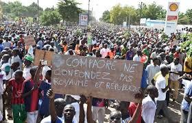 Le M23 félicite le peuple Burkinabé pour son «sursaut patriotique»