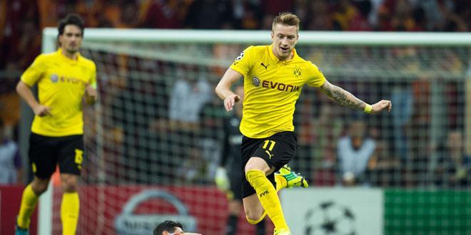 Allemagne - Manchester City entre dans la danse pour Reus