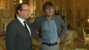 Envoyé spécial du président Hollande, Nicolas Hulot à Dakar demain