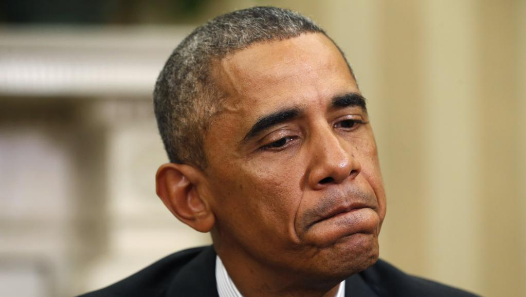 Le président Barack Obama devra désormais composer avec un Congrès à majorité républicaine. REUTERS/Kevin Lamarque