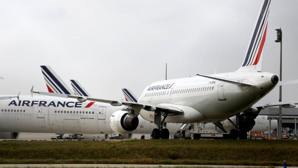 Depuis le 16 octobre, plus aucun avion d'Air France ne se pose à Nouakchott. Reuters/路透社
