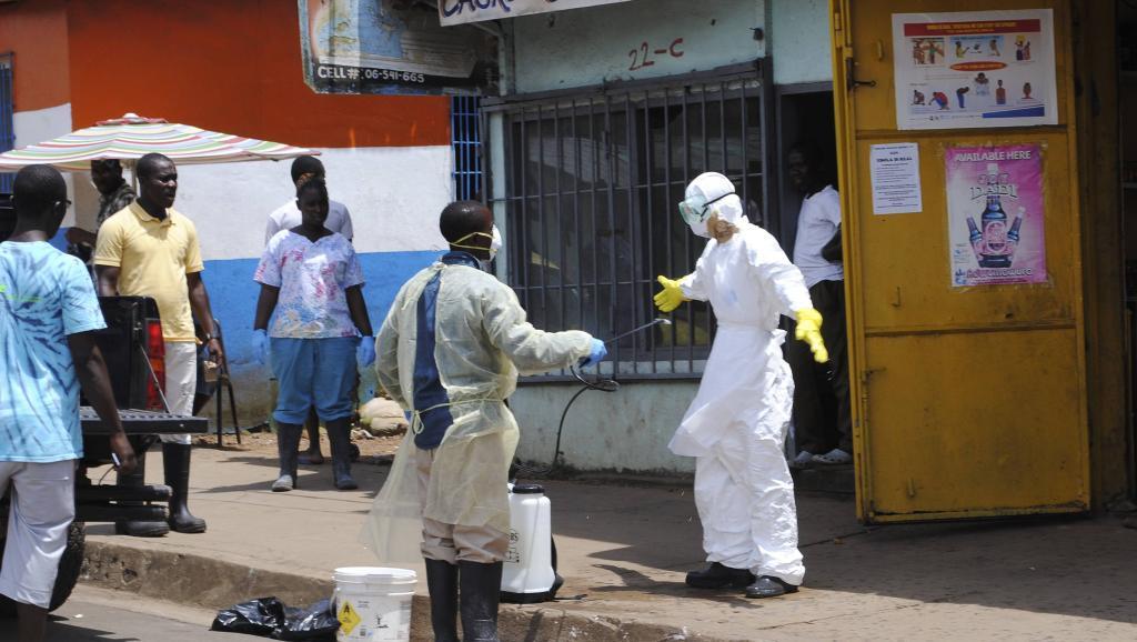 Monrovia, capitale du Liberia, le 20 octobre 2014. REUTERS/James Giahyue