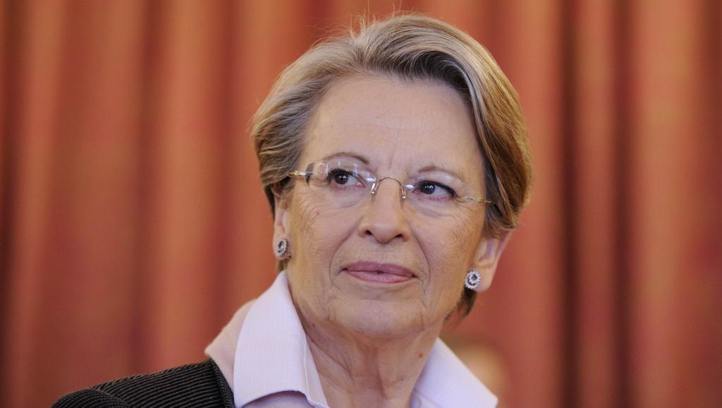 L'ancienne ministre de la Défense Michèle Alliot-Marie a toujours nié tout blocage de la procédure, militaire comme judiciaire, concernant l'attaque de Bouaké en 2004. Reuters/Gonzalo Fuentes