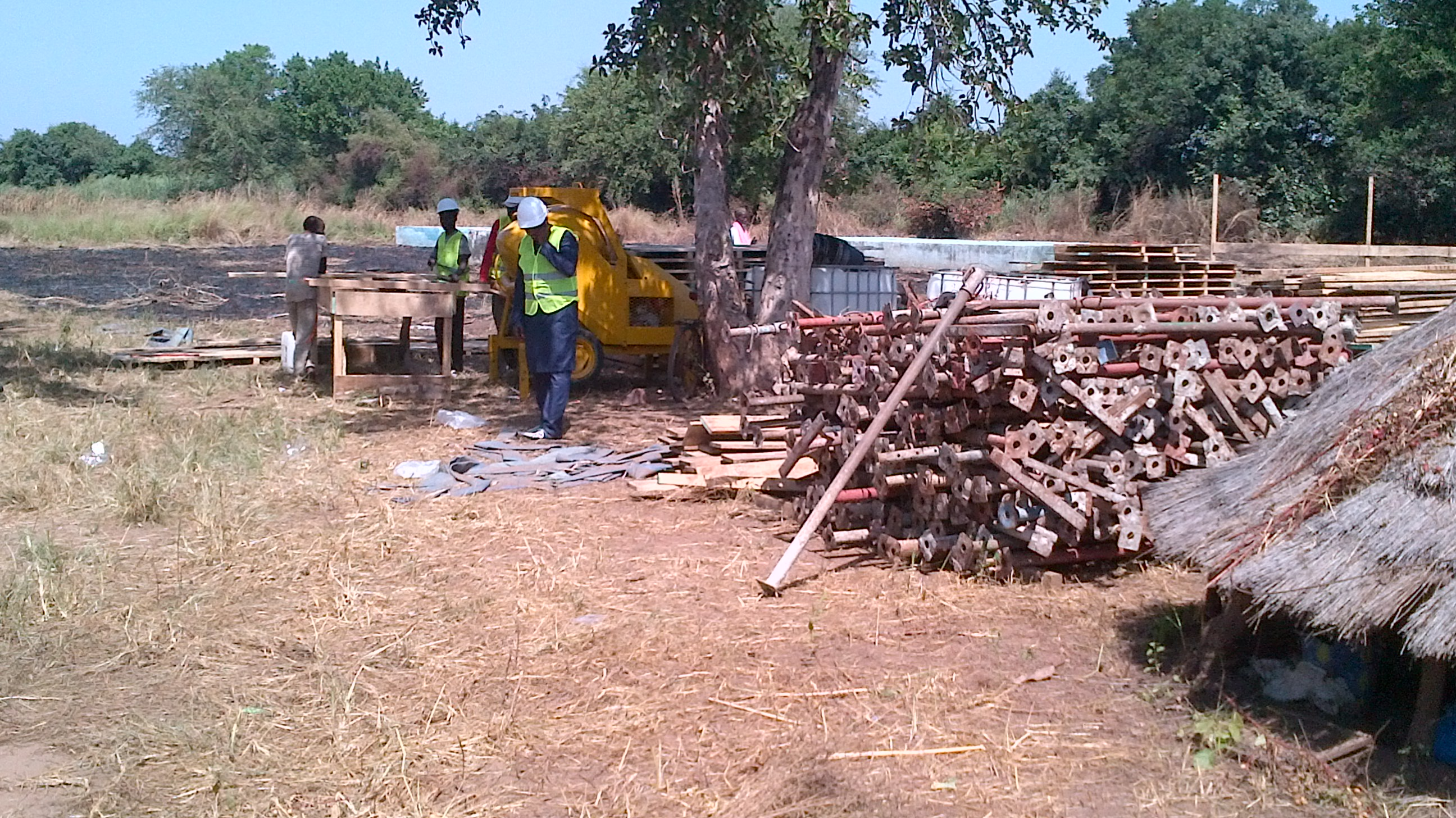 Domaine Agricole (DAC) d'Itato: l'autosuffisance alimentaire de Kédougou en vue