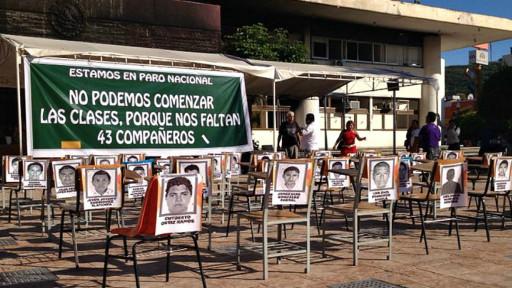 Mexique : les 43 étudiants «assassinés»