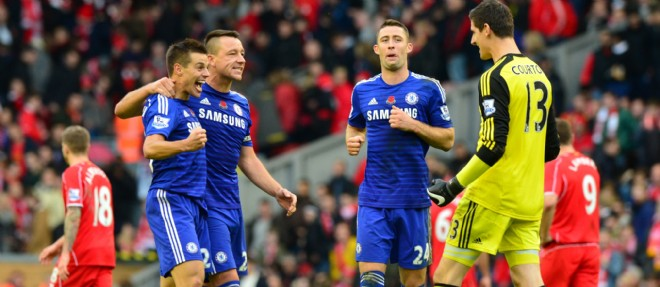 Premier League- 11e Journée : Chelsea douche (encore) les Reds