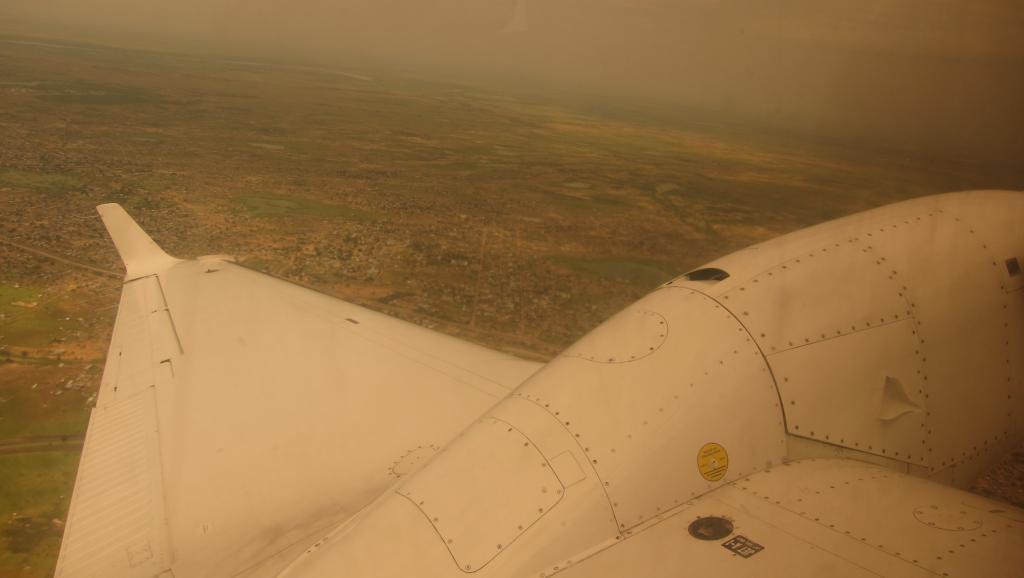L'opération Barkhane a pour but de sécuriser la bande sahélo-saharienne. RFI / Olivier Fourt