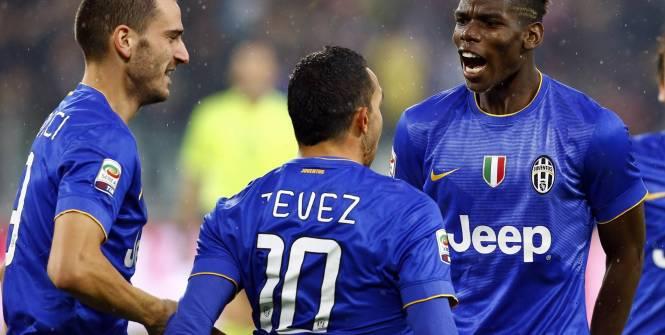 Serie A- 11e Journée : La Juve atomise Parme (7-0)