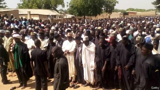 Une explosion a eu lieu lundi dans la ville de Potiskum au Nigeria