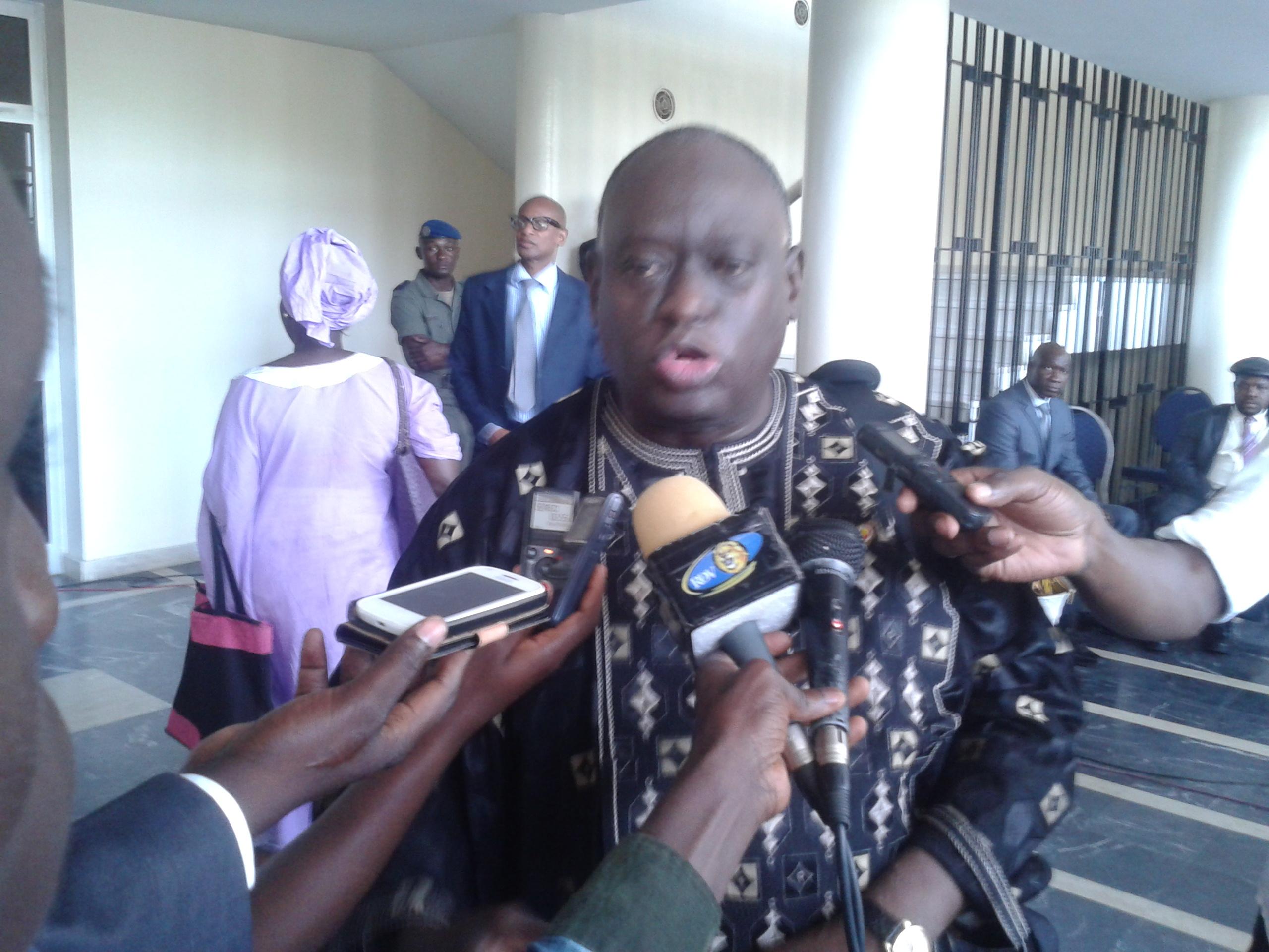 Me Elhadi Diouf suite à la DPG du Premier Ministre : «Cet homme, on peut compter sur lui»