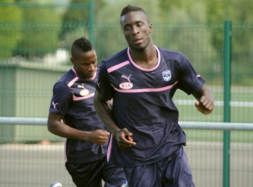 Bordeaux : Lamine Sané de retour à l'entraînement