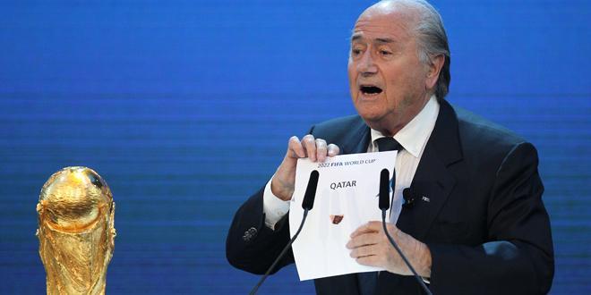 Mondial - Russie-2018 et Qatar-2022: la FIFA nie la corruption mais ne lève pas les doutes