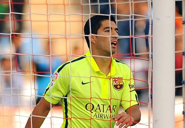Luis Suarez ne comprend pas le Ballon d'Or
